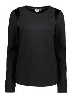 Object Sweater OBJBARBARA L/S SWEAT PULLOVER 88 23023440 Black