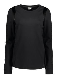 Object Sweater OBJBARBARA L/S SWEAT PULLOVER 88 23023440 Black