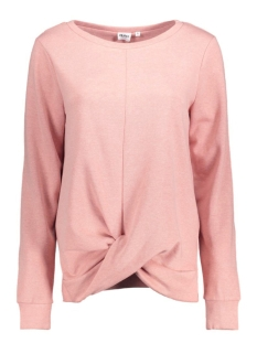 OBJTWIST SWEAT PULLOVER A NY 23024343 Misty Rose