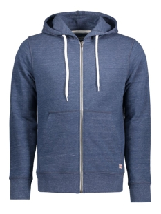 JORSTORM SWEAT ZIP HOOD COLOR NOOS 12114956 Dark Denim