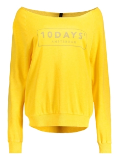 10 Days Sweater 20-812-7101 HAPPY YELLOW