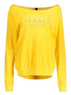 10 Days Sweater 20-812-7101 HAPPY YELLOW