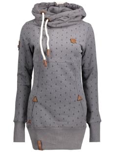 Naketano Sweater 1701-0243-083 Dark Grey