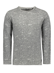 Key Largo Sweater MSW00006 SIGGI 1107 SILVER