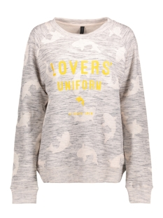 10 Days Sweater 20-811-7101 LIGHT GREY MELEE