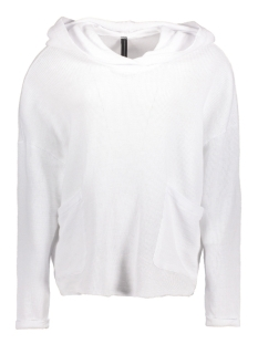 10 Days Sweater 20-810-7101 WHITE