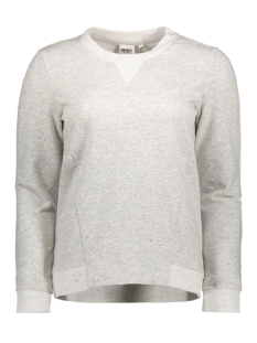 Object Sweater OBJMORGAN TRAIL SWEAT PULLOVER 89 23024300 Light Grey Melange