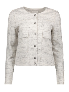 Object Blazer OBJMABEL SWEAT BLAZER 91 23024527 Light Grey Melange