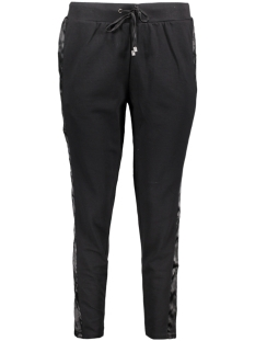 OBJSATINA SWEAT PANTS 91 23024544 Black