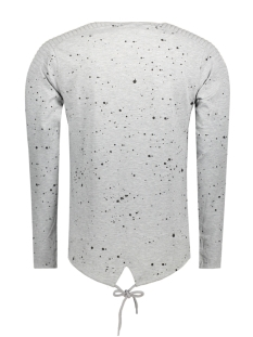 4008 gabbiano t-shirt grijs