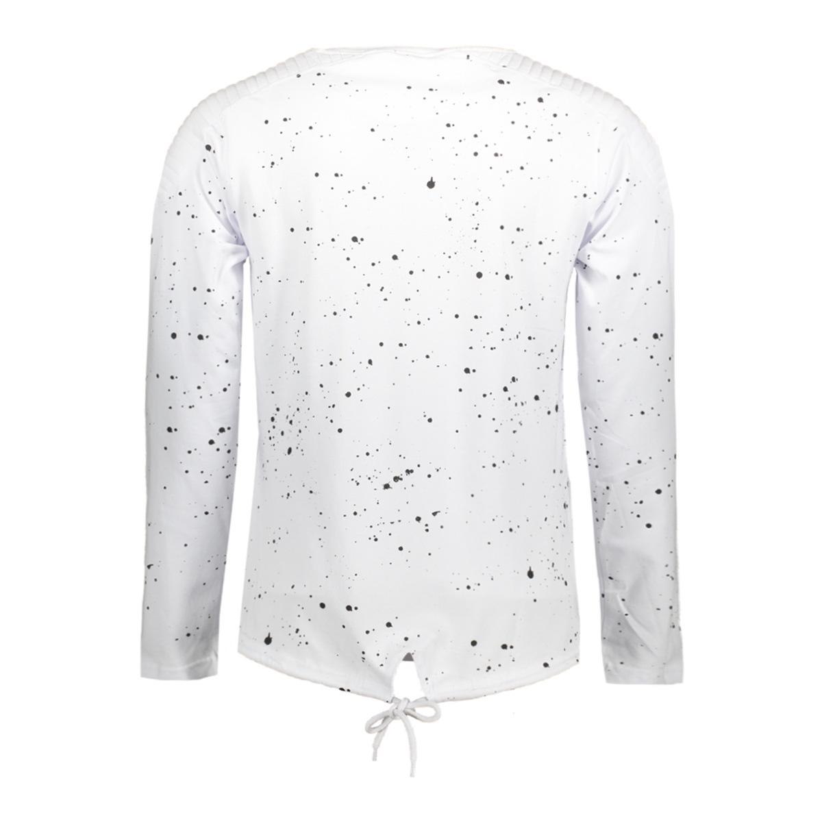 4008 gabbiano t-shirt wit