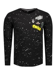 Gabbiano T-shirt 4008 Zwart
