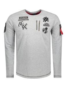 Gabbiano T-shirt 5383 Grijs