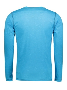 5386 gabbiano t-shirt blauw