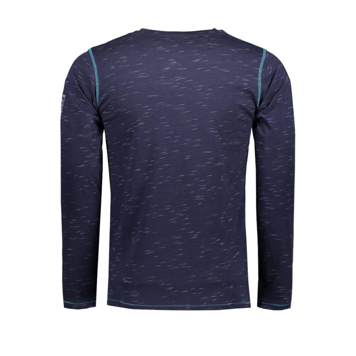 5386 gabbiano t-shirt navy