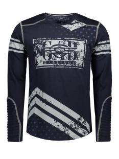 Gabbiano T-shirt 5412 Navy