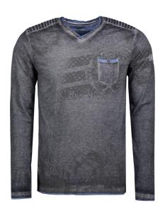 Gabbiano T-shirt 3012 Zwart
