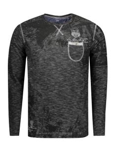 Gabbiano T-shirt 5377 Zwart