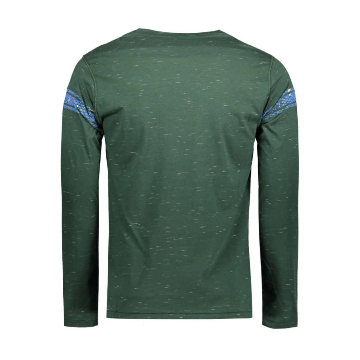 5396 gabbiano t-shirt groen
