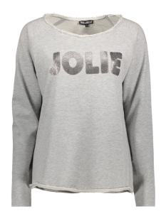 Juul & Belle Sweater JOLIE SWEAT GREY MELEE GREY MELEE