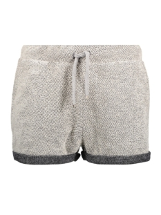Object Korte broek OBJANN SWEAT SHORTS REP A 23026155 Gardenia