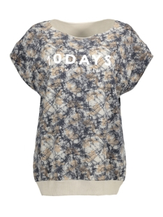 10 Days Sweater 20-804-7101 black blue