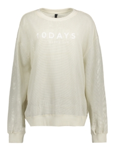 10 Days Sweater 20-817-7103 BONE