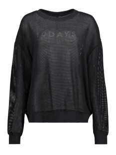 10 Days Sweater 20-817-7103 BLACK