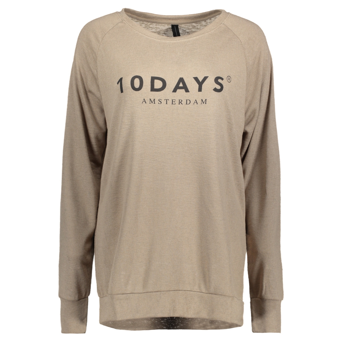 20-782-7103 10 days t-shirt dark sand
