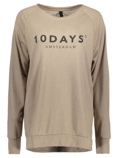 10 Days T-shirt 20-782-7103 DARK SAND