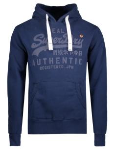 Superdry Sweater M20025XP VINTAGE AUTHENTIC 09S NAVY