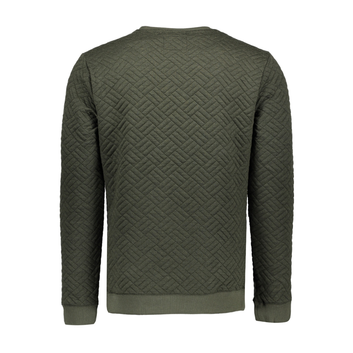82100708 no-excess sweater 059 army