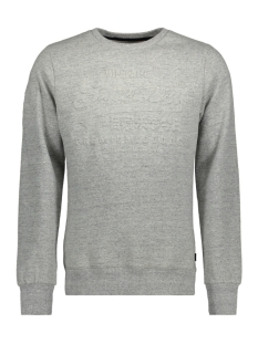 Superdry Sweater M20001FP EO8 (Track Charcoal Grit)