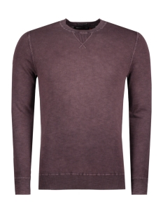 Superdry Sweater M61009AP DYE LA CREW JP2 MALBEC