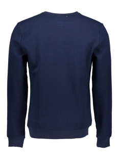 82130807 no-excess sweater 037 navy