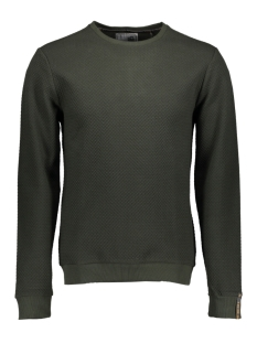 NO-EXCESS Sweater 82130807 059 Dk Army