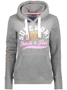 Superdry Sweater G20017APF4 TRACK AND FIELD GF2 GREY