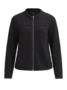 Object Vest OBJABSELON L/S SWEAT BLAZER PB2 23024685 Black