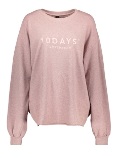 10 Days Sweater 20-810-7103 Grey Pink