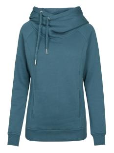 Urban Classics Sweater TB1076 HOODY TEAL Teal
