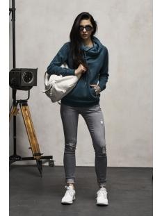 tb1076 hoody teal urban classics sweater teal