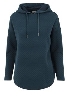 Urban Classics Sweater TB1323 HOODY PETROL Petrol
