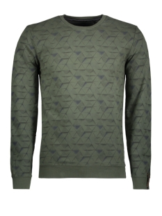 NO-EXCESS Sweater 82110802 053 Army