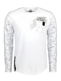 Gabbiano T-shirt 13850 WIT
