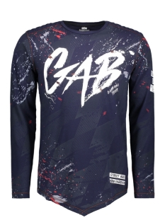 13852 gabbiano t-shirt navy