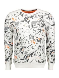 76114 gabbiano sweater ecru