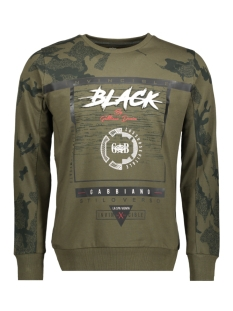 Gabbiano Sweater 76104 ARMY