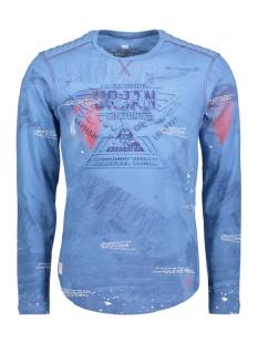 Gabbiano T-shirt 13848 BLAUW