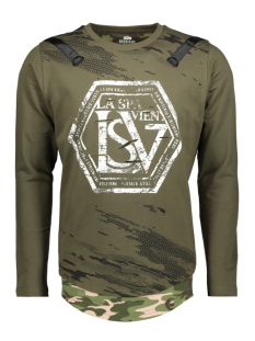 Gabbiano Sweater 76106 ARMY