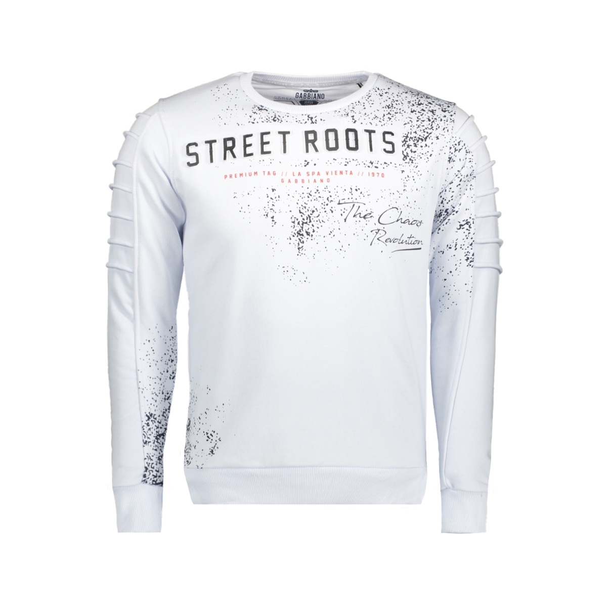 76116 gabbiano sweater wit